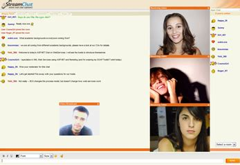 live cam chat room chat allows several participants to engage in real time