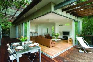 Small Homes Grand Living 10 Best Indoor Outdoor Spaces