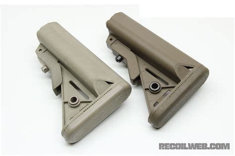 fde color b5 systems enhanced sopmod stock recoil