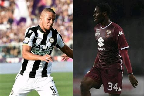 Aina Set troost ekong aina set to clash in sunday s serie a