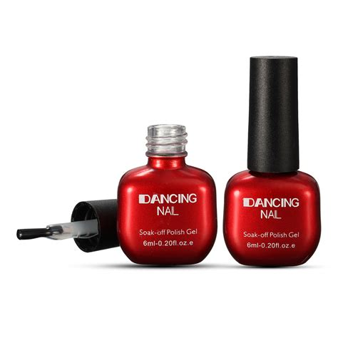 7 Disadvantages Of Acrylicuv Gel Nails by Dancingnail Uv Gel Top Coat Base Primer Manicure Soak