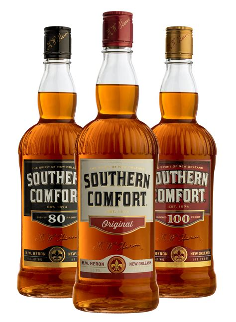 Where Is Southern Comfort From by After Acquisition Sazerac Puts Whiskey Back Into Southern