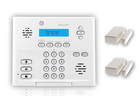 do it yourself wireless home security systems package