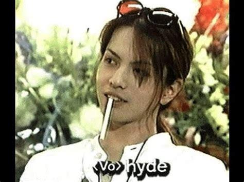 Hyde L Arc En Ciel Laruku fanvid hyde entichers by laruku doovi