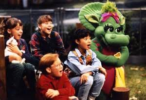 Barney And The Backyard Gang Dvd Barney Series 300