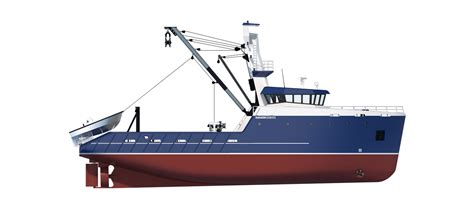 Sea Fisher 3208   Purse Seiner provides the crew with a safe working environment