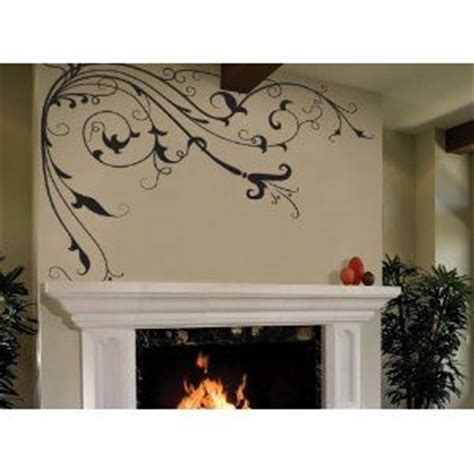 Fireplace Wall Decal by Fireplace Wall Decal Afro Wall Decal By Chamberdecals On