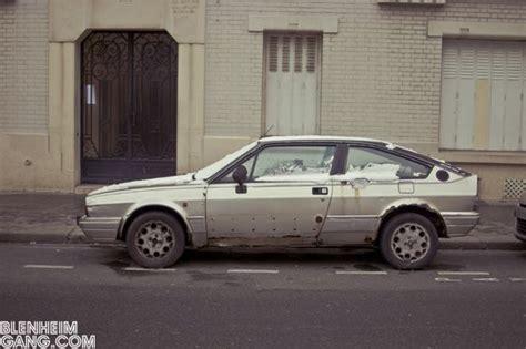 Alfa Romeo Alfasud Sprint Grand Prix Paris Lovely Rust