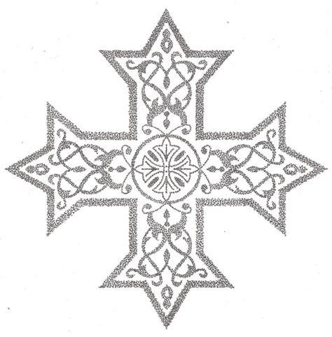 coptic tattoo designs coptic pointilism by shurumitattoomi on deviantart