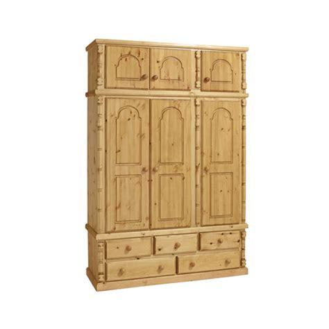 5 door wardrobe bedroom furniture ashley 3 door wardrobe 5 drawers top box