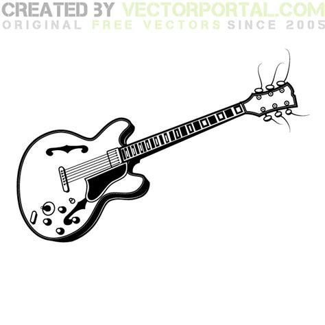 imagenes de guitarras a blanco y negro gr 193 ficos vectoriales de guitarra el 201 ctrica descarga en
