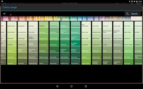 dulux colour concept apl android di play