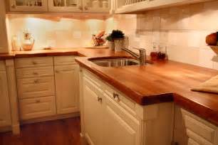 Counter Rop Cherry Countertop