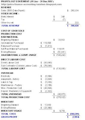 cara membuat neraca saldo dalam bahasa inggris accounting finance taxation cara membuat laporan arus kas