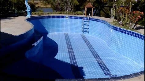azulejo piscina piscinas de azulejo e pastilhas