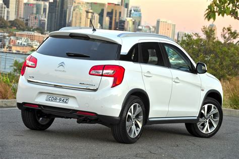 Citroen C4 Review by Citroen C4 Aircross Review Caradvice