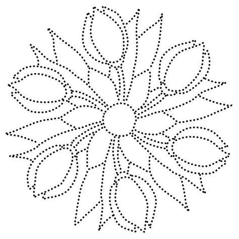 dot pattern mandala 17 best images about dot painting patterns on pinterest
