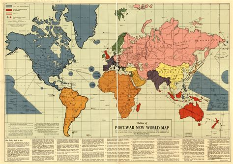 american union map map for a new world order on 1941 communist world