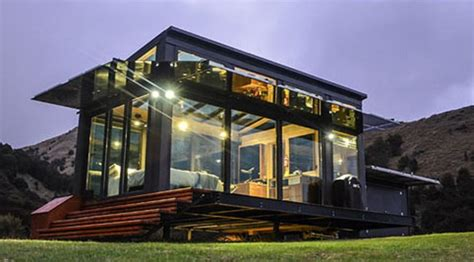 New House Necessities Tiny House Of Glass Would You Live In A Glass House Like