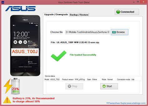 Asus Zenfone Live Custom Hp Nick asus zenfone flash c 244 ng cụ v2 0 1 cập nhật
