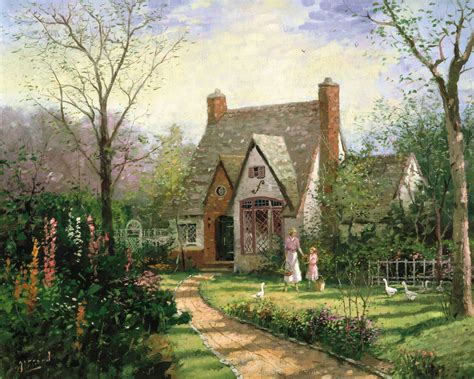 the cottage robert girrard