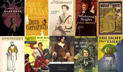 themes in nineteenth century literature the 50 greatest british novels of the 19th century
