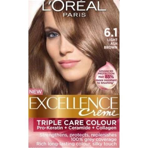 loreal excellence 6 light brown reviews search results for loreal golden brown hair color
