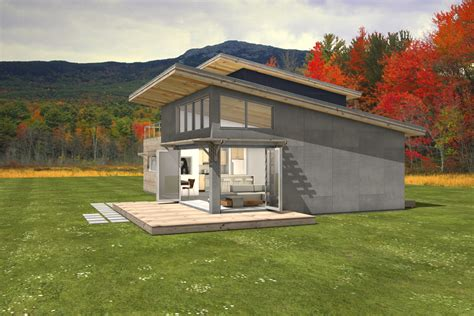 Shed Homes Plans by Double Shed Roof House Plans Shed Roof Cabin Plans