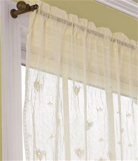 country lace curtains catalog honeybee lace curtains from countrycurtains com jessica