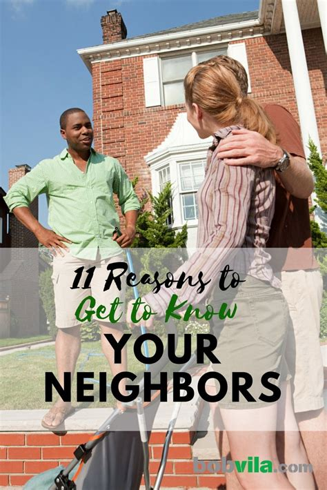 7 Ways To Make Friends With The Neighbors by 11 Selfish Reasons To Make Friends With Your Neighbors