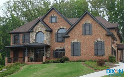 exterior painting marietta ga 25 best ideas about orange brick houses on