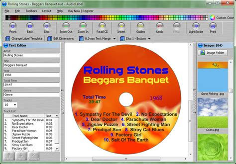 free layout software canon cd label template dvd label template free download