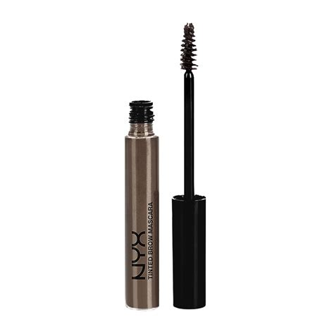 Nyx Tinted Brow Mascara nyx professional makeup tinted brow mascara 6 2g feelunique