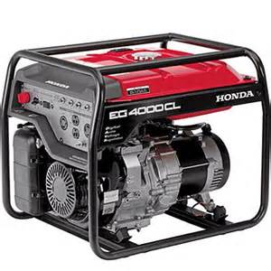 electric generator depot honda eg4000 electronic start