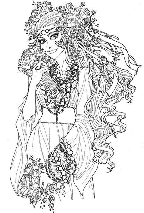 phee mcfaddell coloring pages wallpaper download