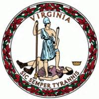 virginia state colors virginia state seal brands of the world