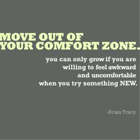 comfort zone quotes inspiration
