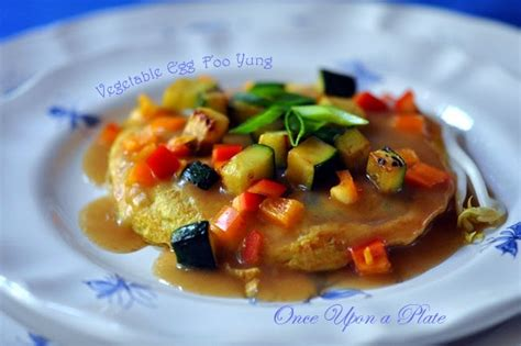 vegetables egg foo once upon a plate vegetable egg foo yung a healthier way