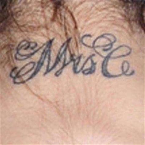 cheryl cole tattoo wrist devastated cheryl cole to remove mrs c