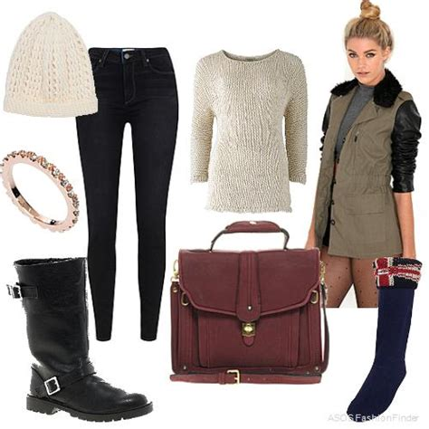 30 Cool Stylish Outfit Ideas for Winter 2017   2018