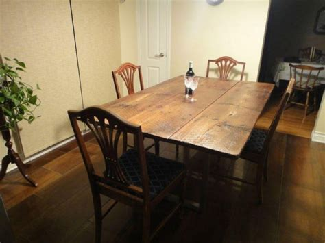 Barn Door Dining Table Barn Door Dining Table On Reclaimed Brushed Nickel Legs 171 Ibuildfurniture