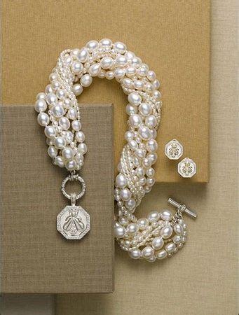 Jewelry Perfume Bottles Pearl Ribbon Bracelets 113 best 30 year annivesary celebration images on