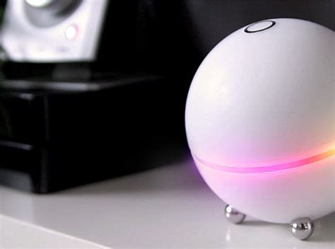 a home automation system you can talk to and a beacon
