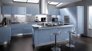 cuisine bleu et gris pas cher sur cuisine lareduc