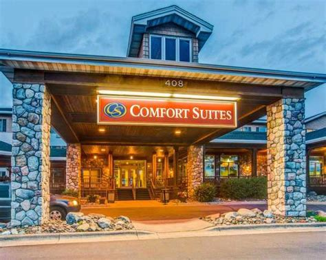 Comfort Suites Canal Park In Duluth Mn 55802 Citysearch
