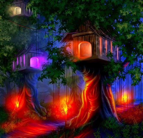 Www Magic Tree House by Beautiful Tree House Tale Images Pictures Hd