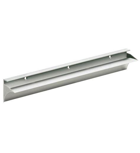 Shelf Rails by Shelf Bracket Aluminum Rail In Shelf Brackets
