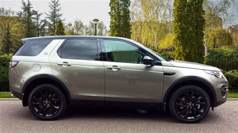 mercedes land rover white land rover discovery sport 2 0 sd4 240 hse black 5dr 7