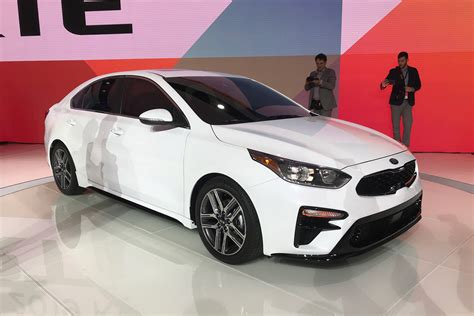 2019 Kia Usa by New 2019 Kia Forte Launched At Detroit Motor Show For Us