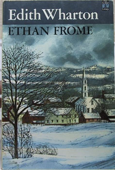ethan frome books the lit quest great novellas ethan frome